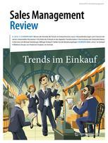 Sales Management Review Ausgabe 6-2016 Zeitschrift Cover
