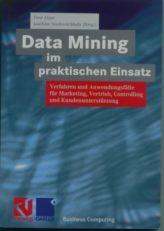 Data Mining im praktischen Einsatz Buchcover