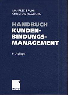 Kunden-Bindings Management Buchcover