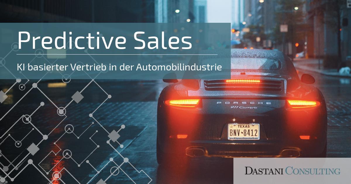 KI Vertrieb | Automobilindustrie