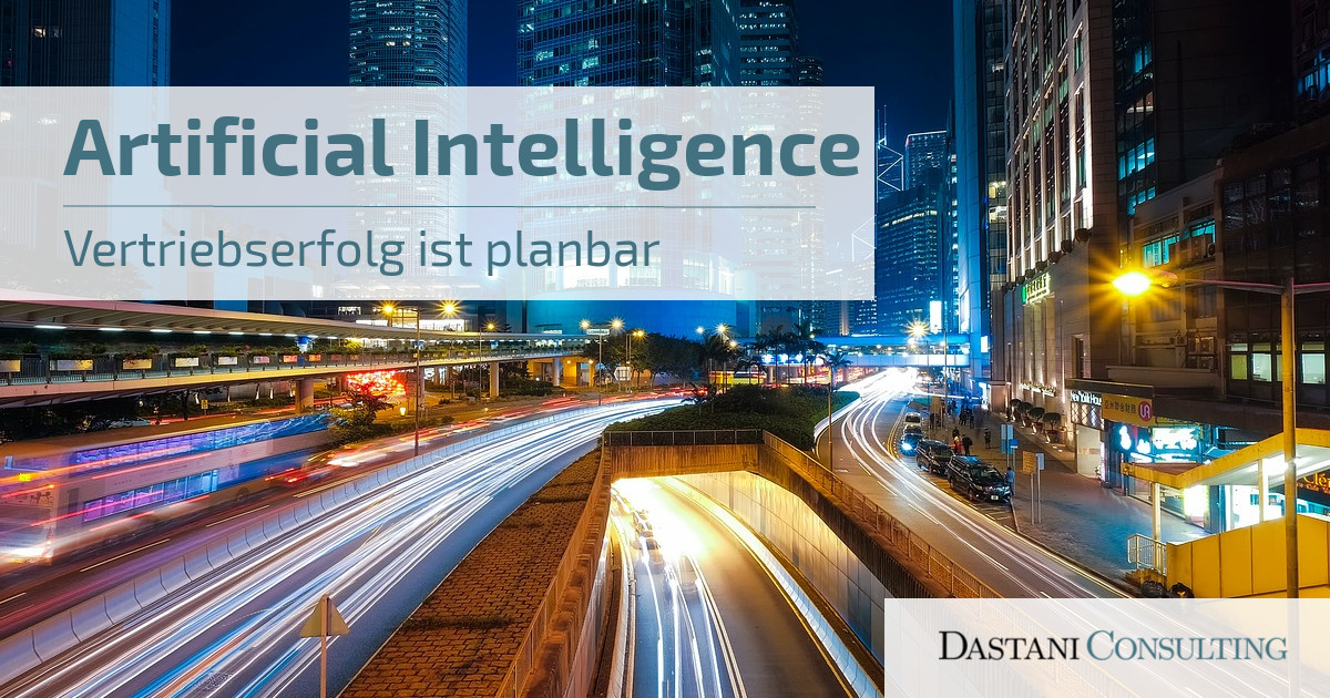 Artificial Intelligence | Erfolg im Vertrieb