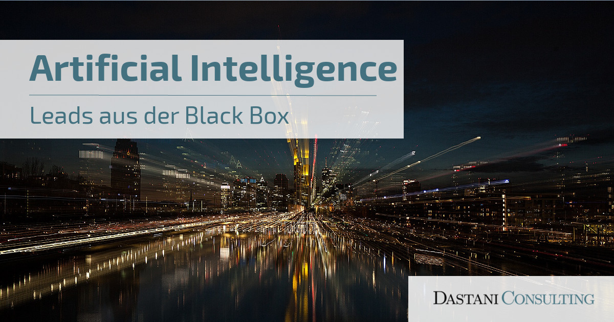 Artificial Intelligence | Black Box