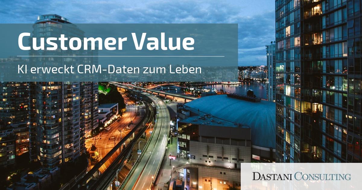 Customer Value | Künstliche Intelligenz