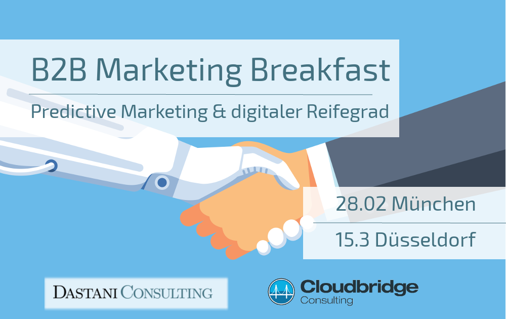 Predictive Marketing | B2B Breakfast