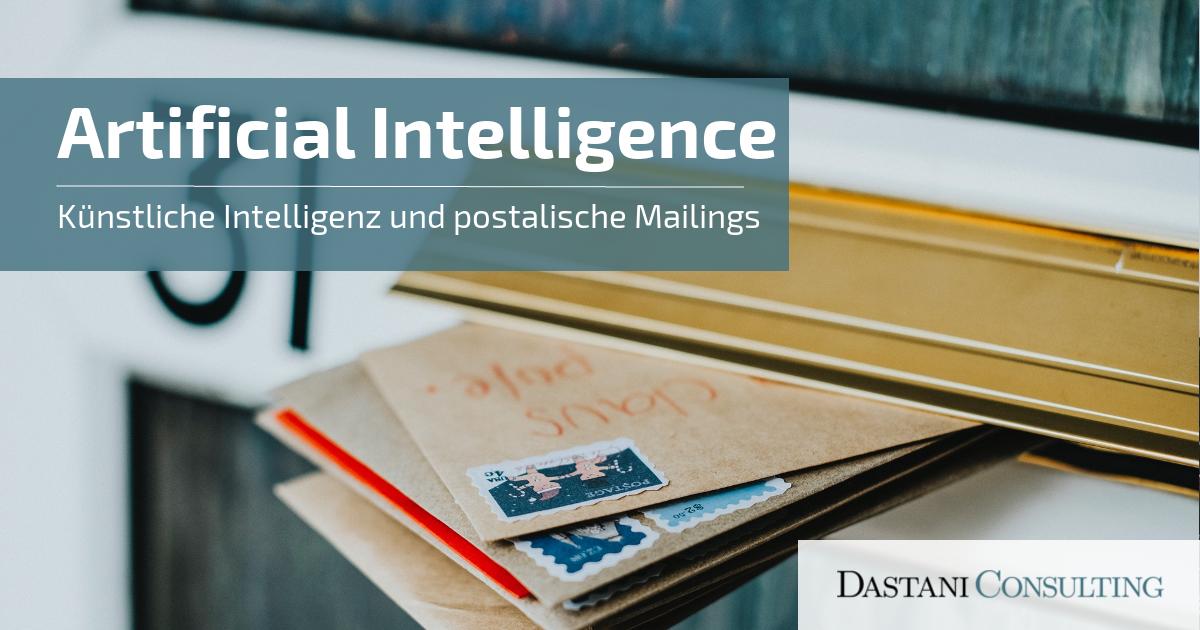 KI und postalische Mailings
