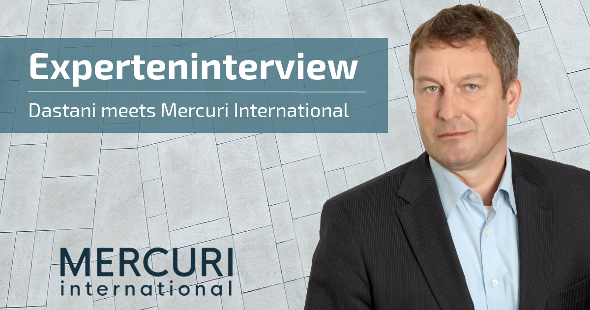 Experteninterview | Mercuri International