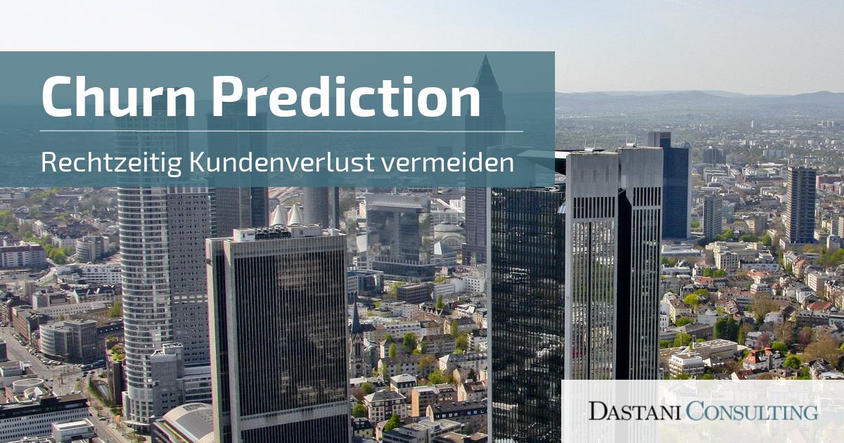 Churn Prediction | Rechtzeitig Kundenverlust vermeiden