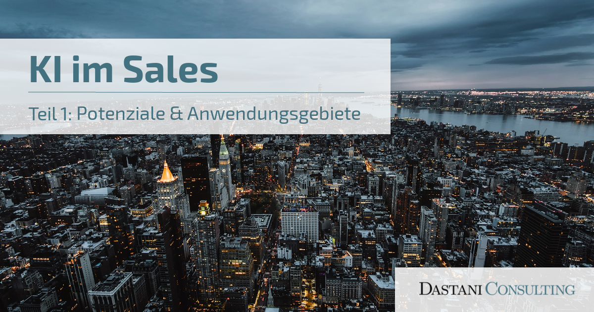 KI im Sales | Potenziale und Anwendungsgebiete