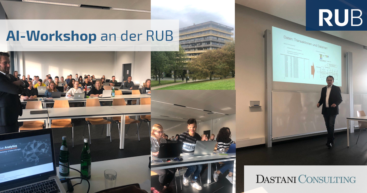 KI - Workshop an der RUB