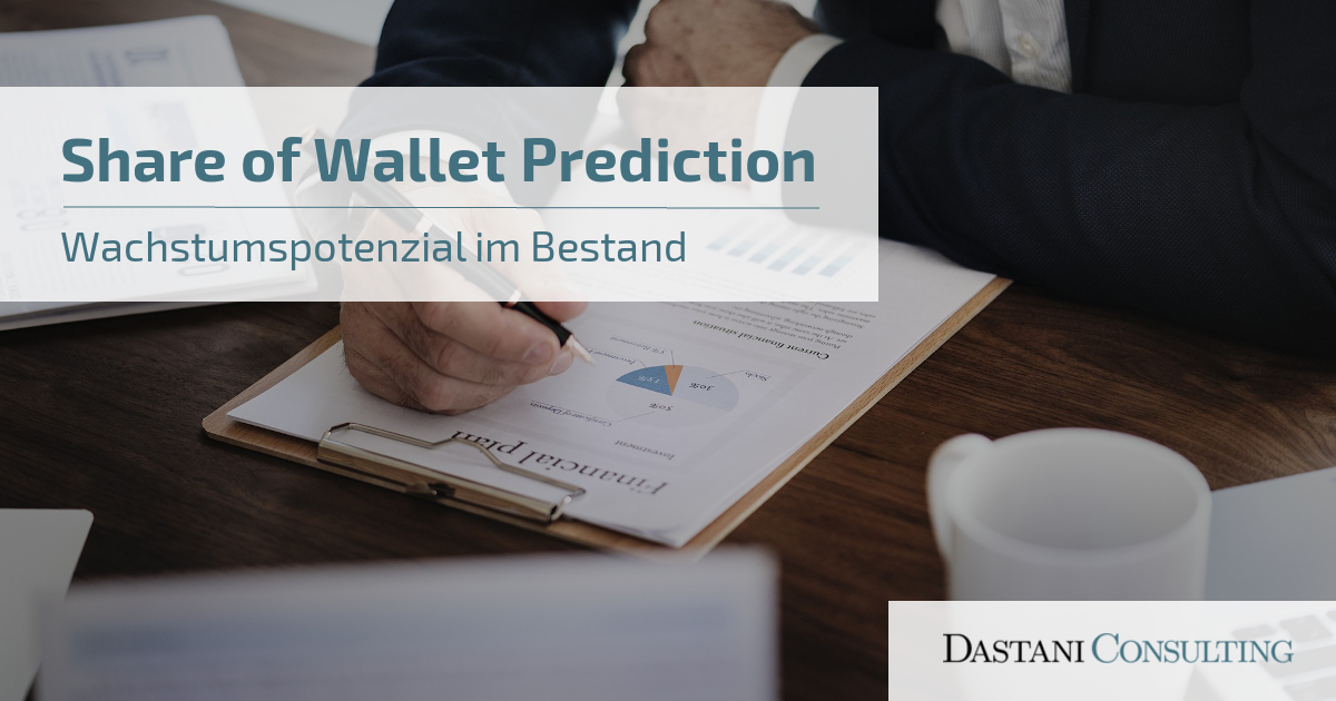 Share of Wallet Prediction | Wachstumspotenzial im Bestand