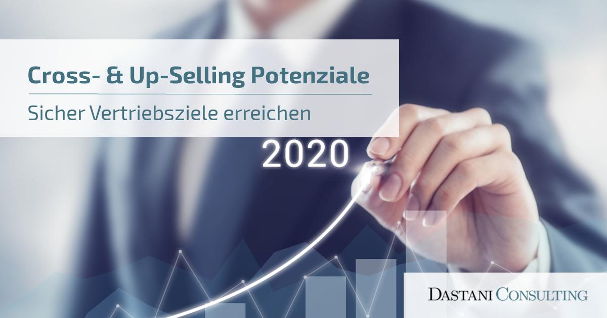 Cross-Selling und Up-Selling Potenziale | Vertriebsziele erreichen
