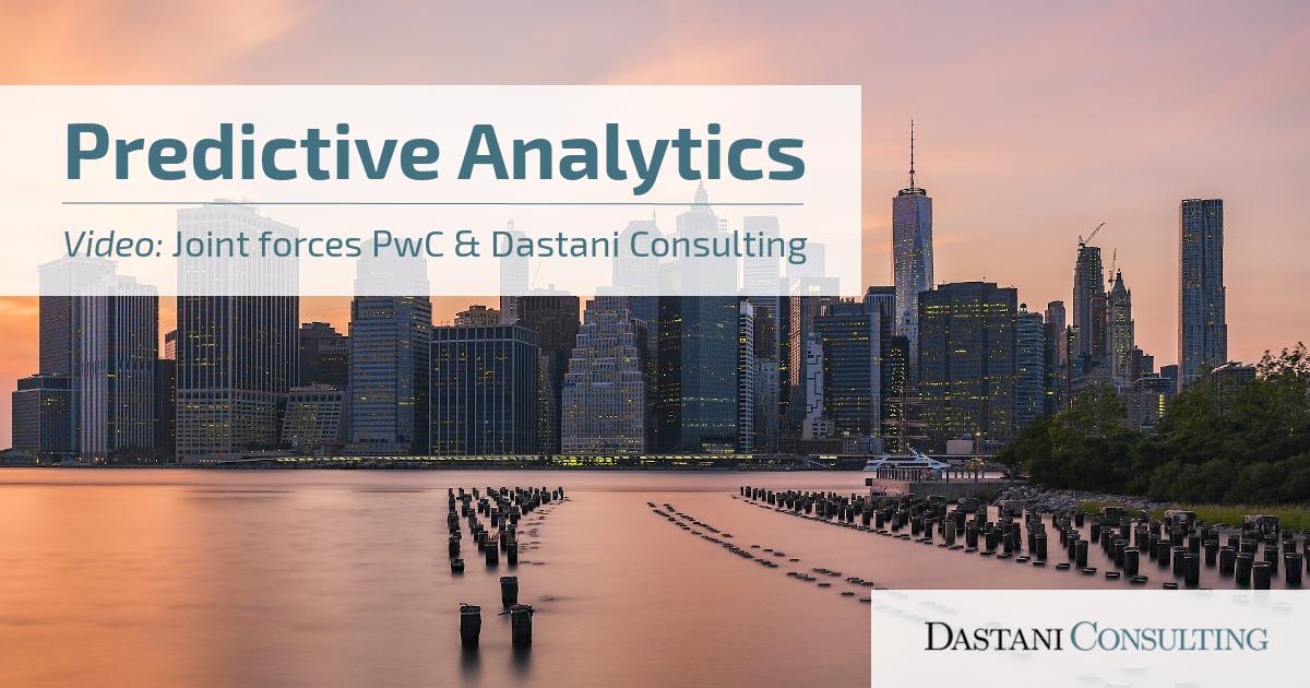 Predictive Analytics | Pwc & Dastani Consulting
