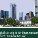Digitalisierung in der Finanzindustrie