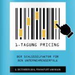 1. Tagung Pricing
