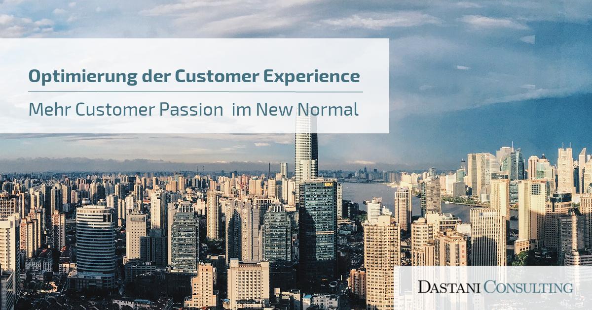 Optimierung der Customer Experience